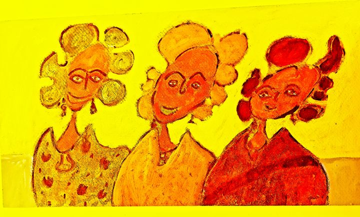 Grandmothers day out - The African Arts Centre
