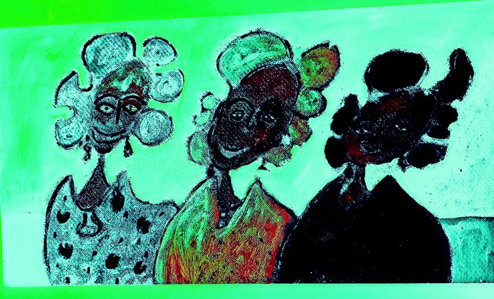 Our Friendship - The African Arts Centre