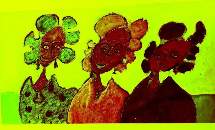 Big Girls Night Out - The African Arts Centre