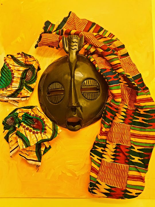 Shouting Culturally - The African Arts Centre