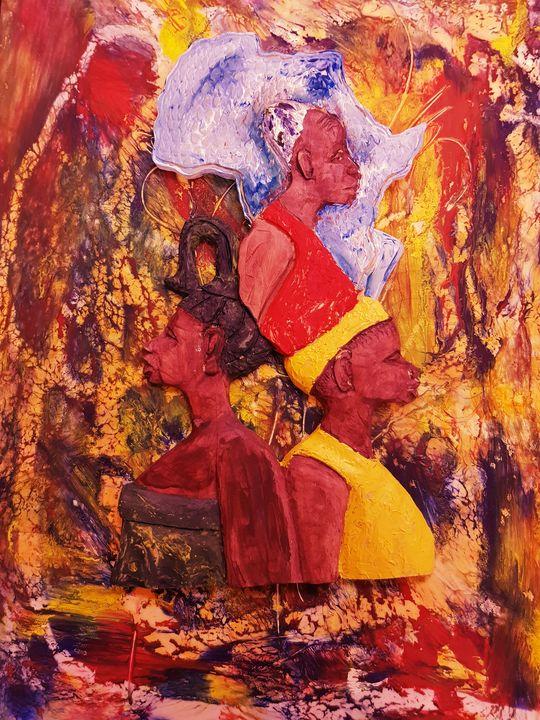 Local Caretakeres - The African Arts Centre