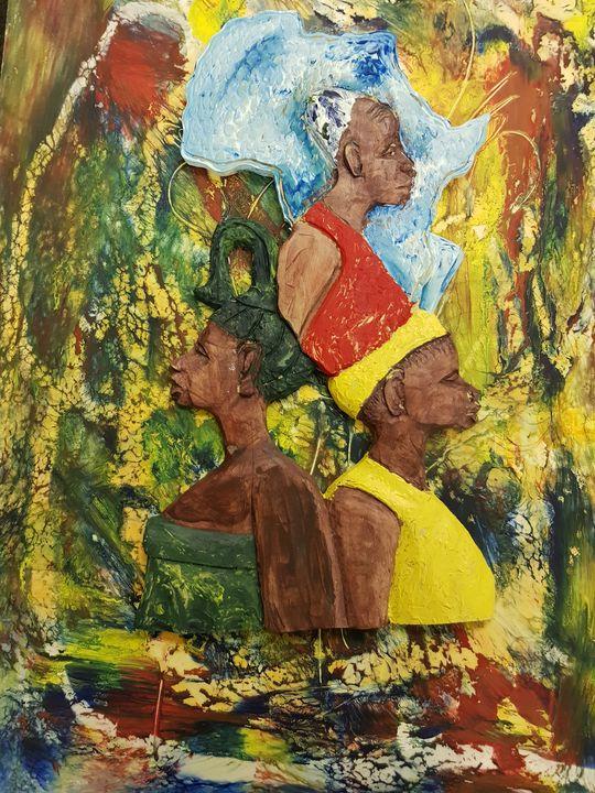 Joyful Harvest - The African Arts Centre