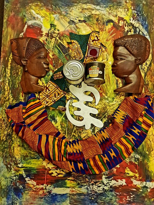 What God has out together - CHIEF GIFT KOFI AMU - LOGOTSE @TAAC