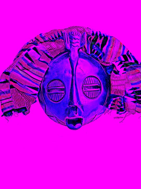 Pink Face - The African Arts Centre