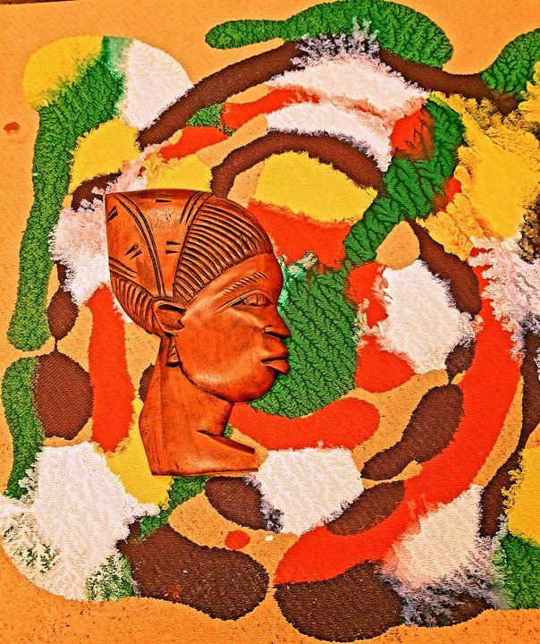 Symbols of communication 10 - CHIEF GIFT KOFI AMU - LOGOTSE @TAAC