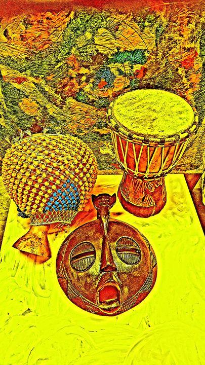 Breketeh Rhythm - CHIEF GIFT KOFI AMU - LOGOTSE @TAAC
