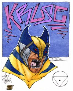 Hi-Tech Wolverine