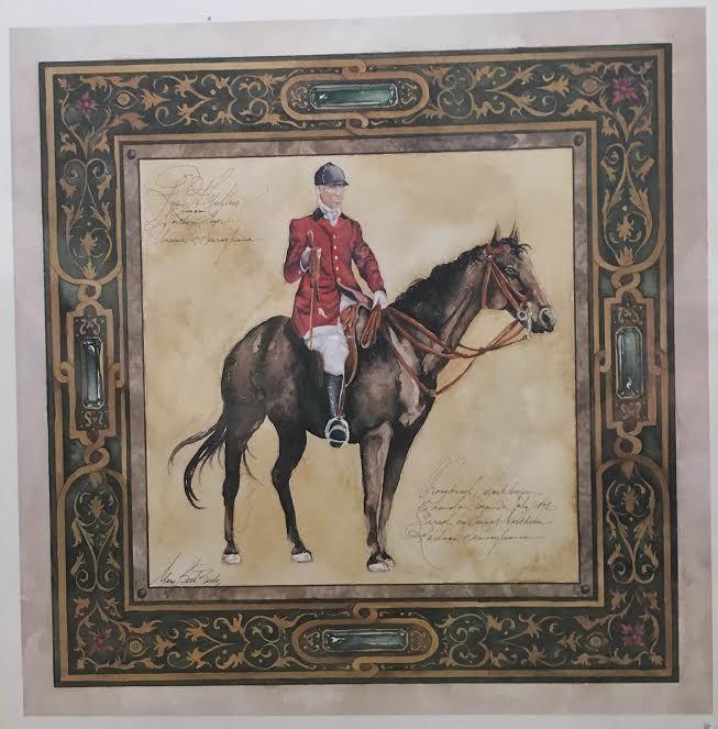 Horseman - Mary Svetlana Prosser