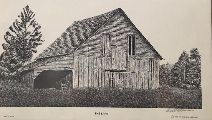 The Barn - Mary Svetlana Prosser
