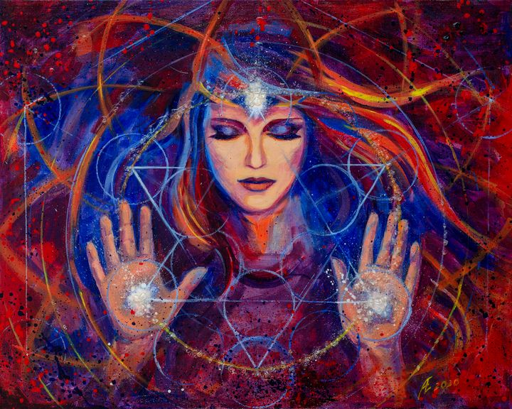"I see ... I feel ... I know ..."" - Energy ART"