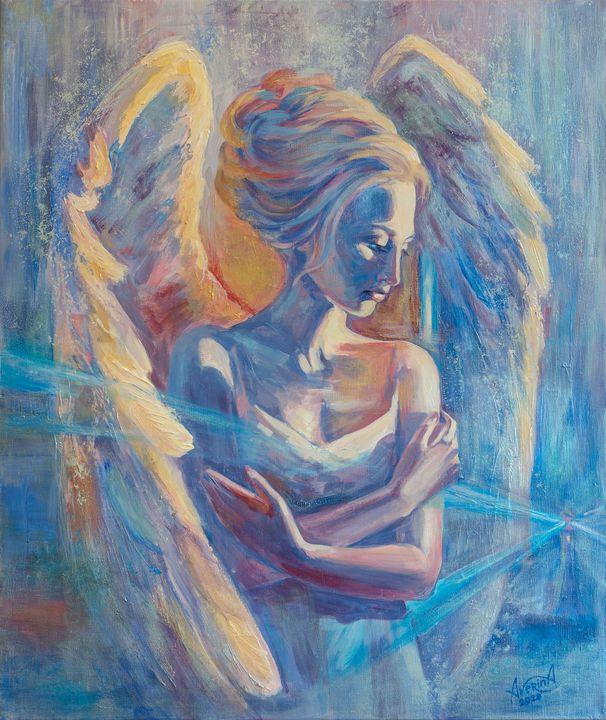 """Lonely Angel"" - Energy ART"