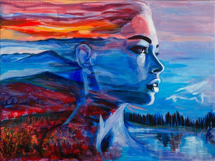 Wind of Freedom - Energy ART