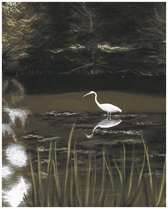Reflections - Amanda Lage Artworks
