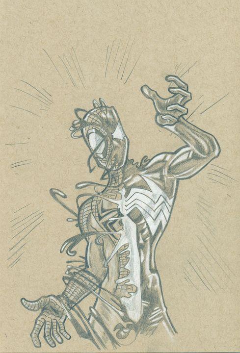 SpiderMan?Venom - TonyConn23
