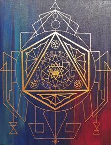 Color Meditation - Sensational Energy