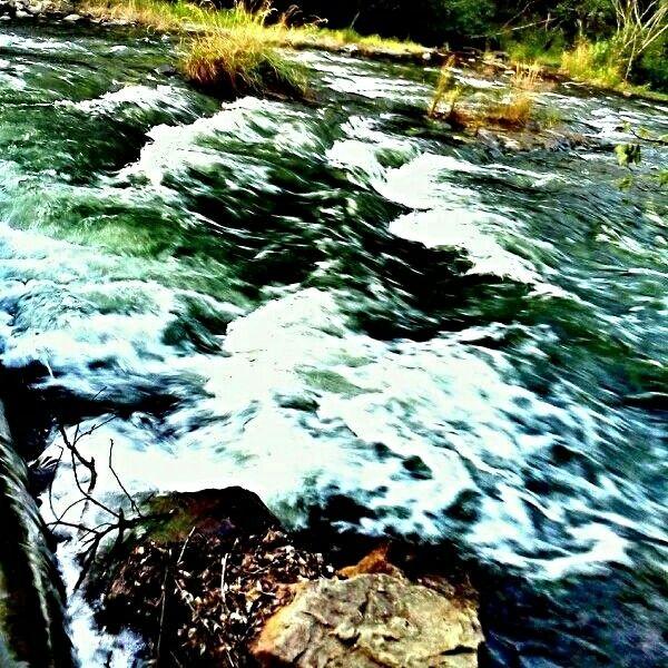 Rushing Waves - Jennifer Davis