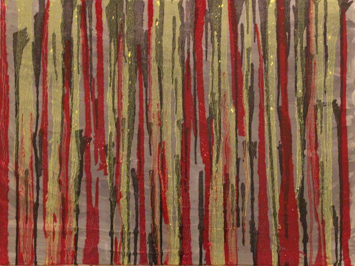 Isolation - Splatter Art from Branden Fisher