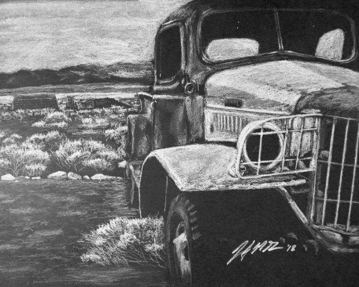 Ballarat Dodge Powerwagon - Jennifer M. Gerke