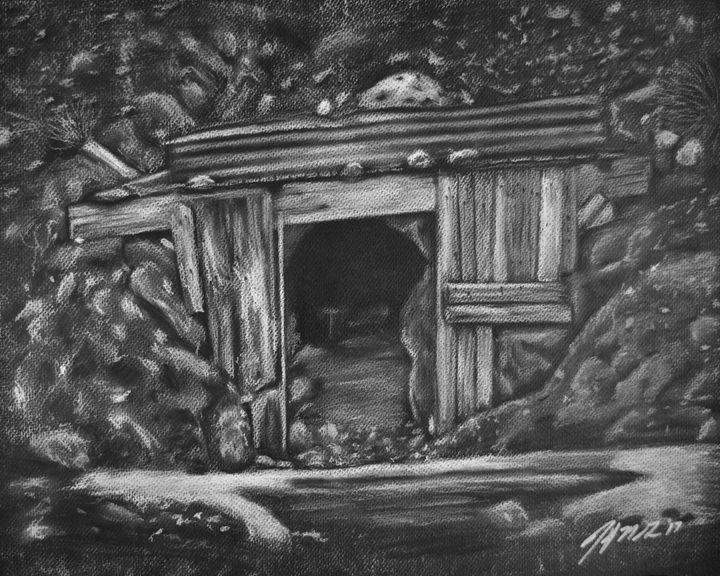 Lost Burro Mine Death Valley - Jennifer M. Gerke