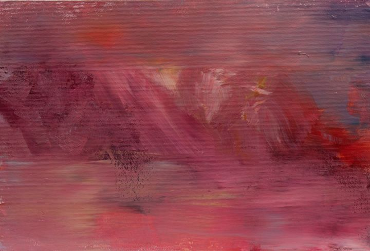 Abstract cotton candy - George Daniel Tudorache