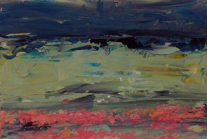 Abstract seascape - George Daniel Tudorache