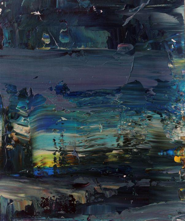 Abstract seascape 3 - George Daniel Tudorache