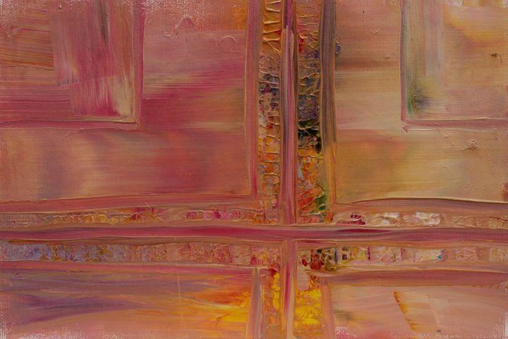 Abstract window - George Daniel Tudorache
