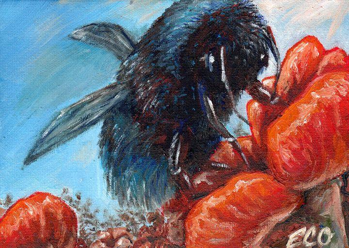 Bluebee - Emma Olsen's Art