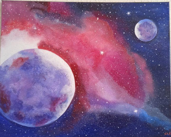Universe - David's Art