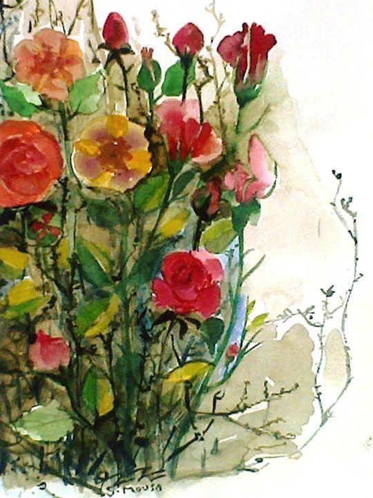 Floral 1 - Sana Mosa