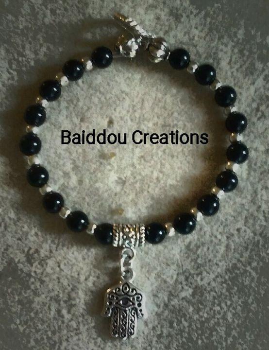 Hand of Fatima Bracelet - Baiddou Creations