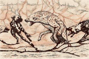 Dog Eat Hyena World