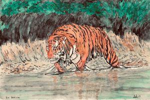 Da Brute - Big Tiger on the Prowl