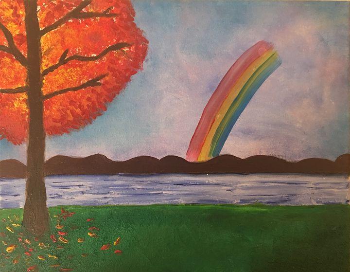 A Sky Full Of Colors - Shania