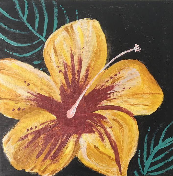 Blooming Flower - Shania