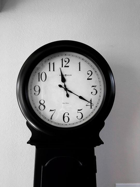 Clock Photography Print 'Time Warp' - Photo/Art Prints by Megan Wunderlin