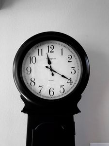 Clock Photography Print 'Time Warp'