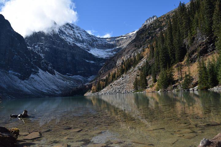 Lake Agnes - Dog Traynor