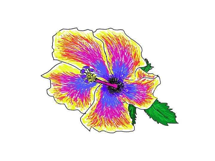 Birthday Flower - Dog Traynor