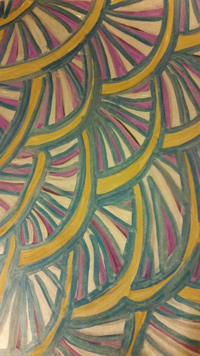 Lines lines - Jazzy Jess Creations