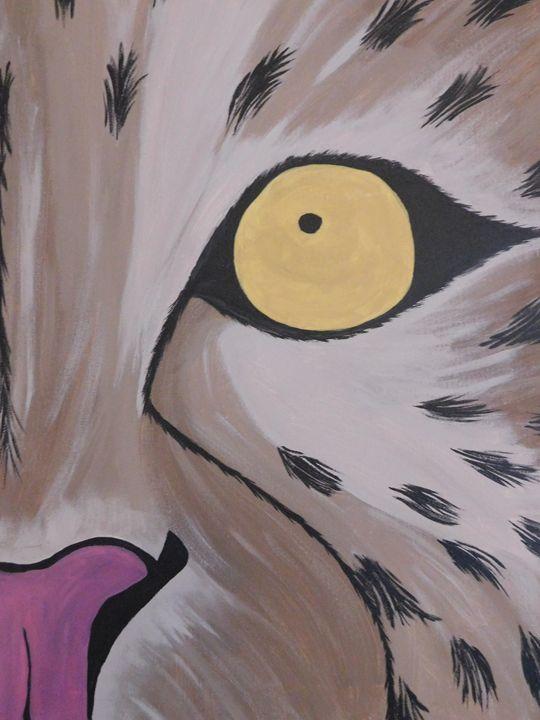 My Cheetah - A. Hawkins