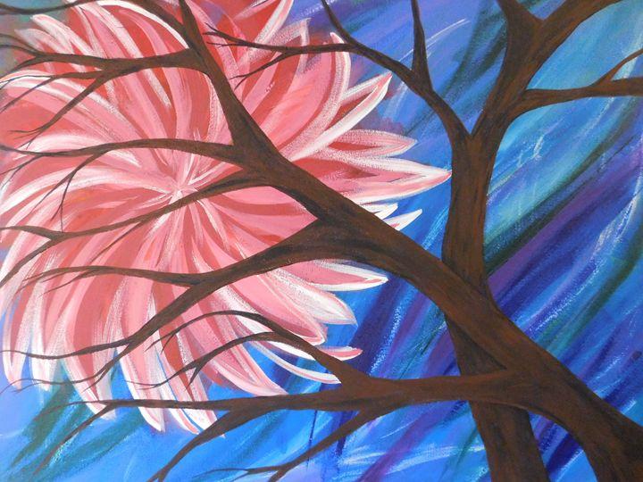 Blossom Tree - A. Hawkins