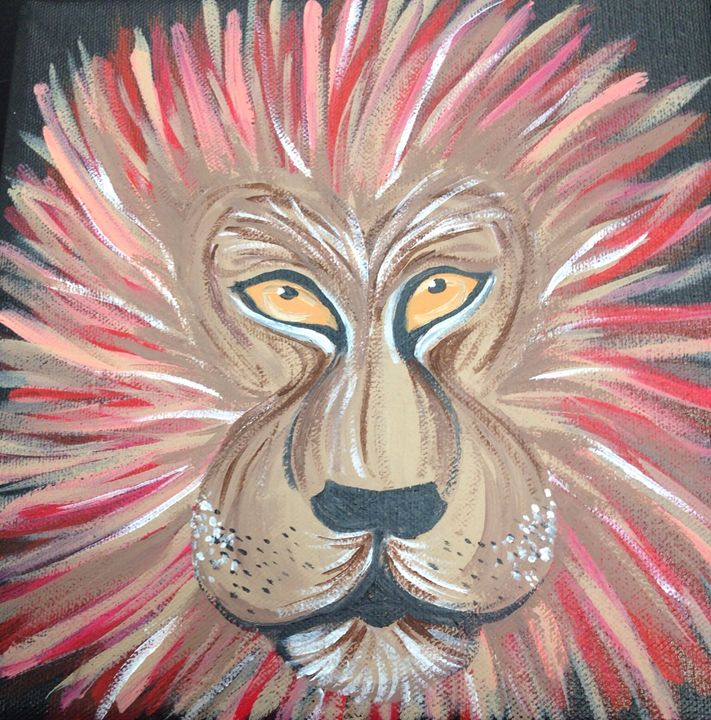 Lionheart - A. Hawkins
