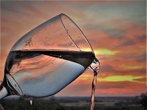 Spilling Sunset