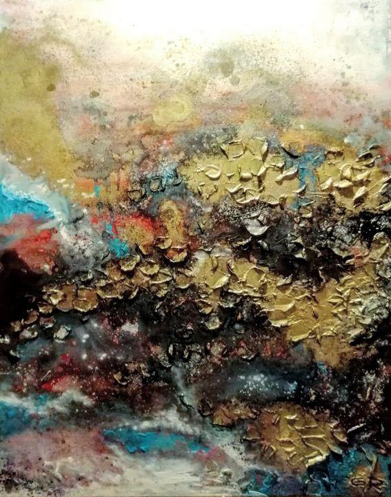 """Carribean"" - Ginte Ramutyte ART"