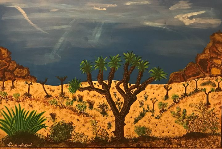 Joshua Tree - Locksartist