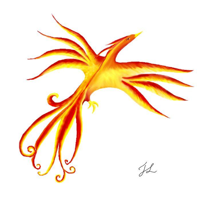 Phoenix Rising (Light) - The Masked Queen