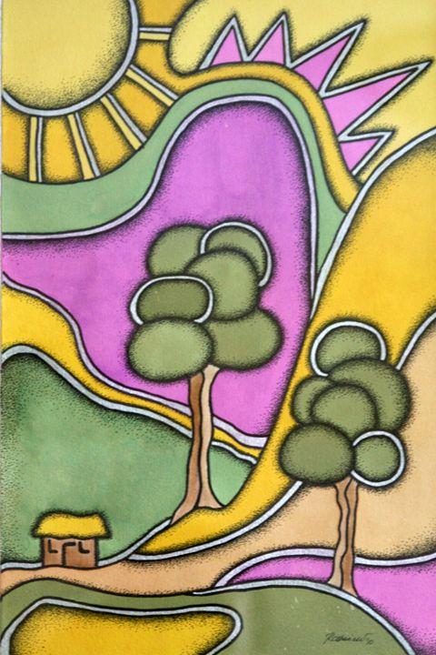 My landscape - Lastera