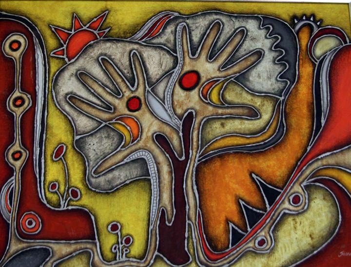 Hands of life - Lastera