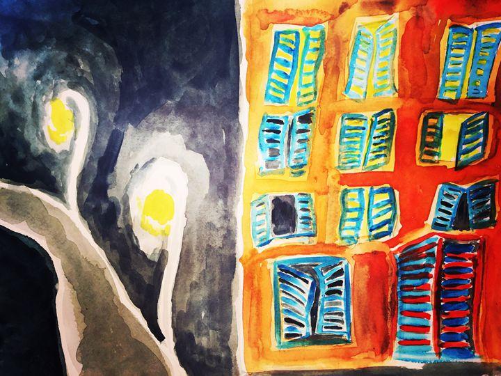 City  Nights - Ruthie Sepeda